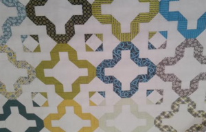 twisted loops quilt